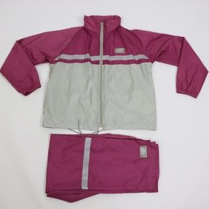 Vintage New Balance 2 Piece Running Track Suit L